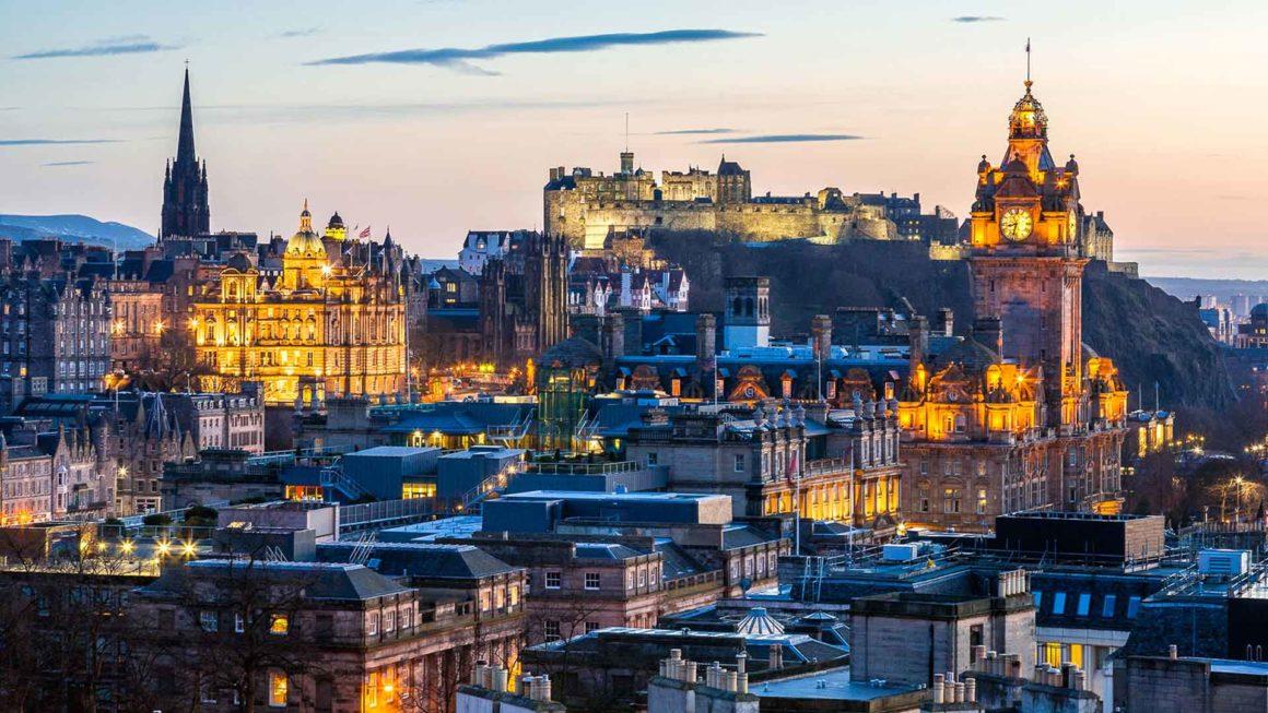 Edimburgo: la più grande piattaforma della creatività a livello mondiale.