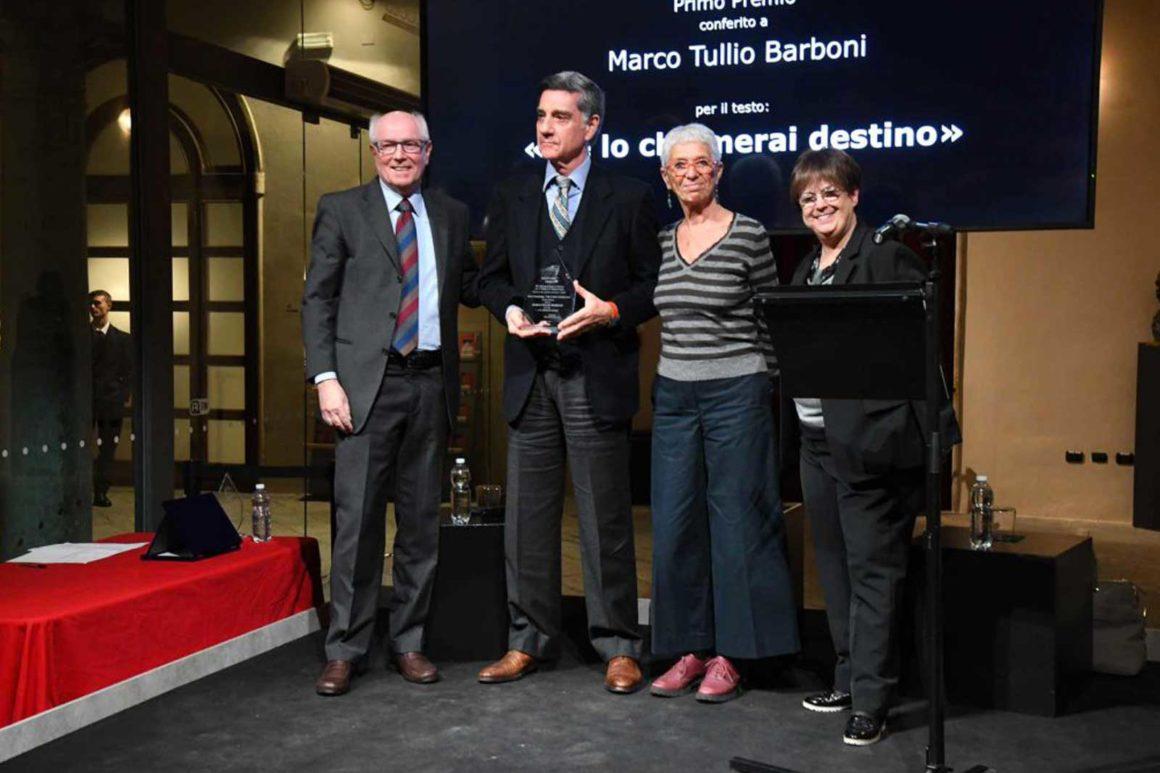Marco Tullio Barboni vincitore assoluto XIV edizione