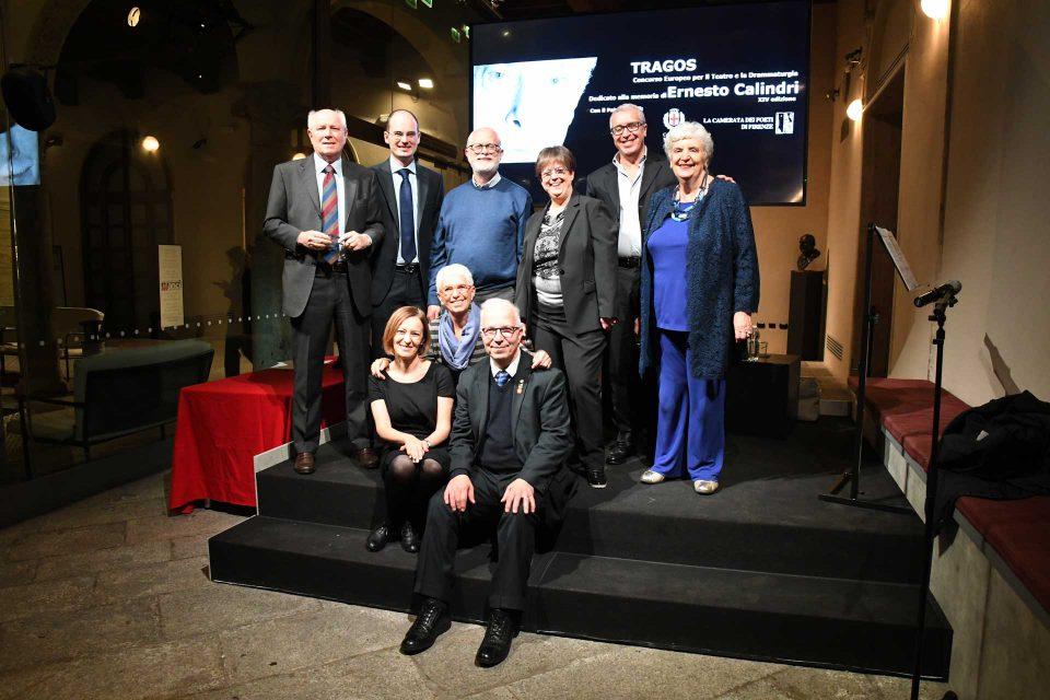 Tragos XIV edizione -Premiati e segnalati